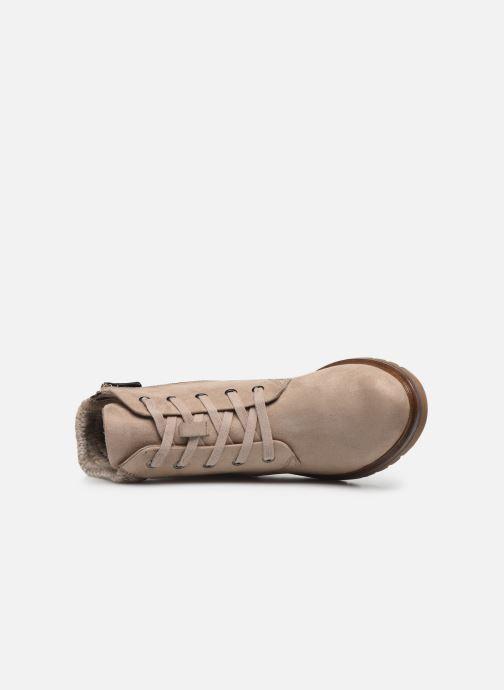 Bottines et boots Marco Tozzi 2-2-25202-23 378 Beige vue gauche