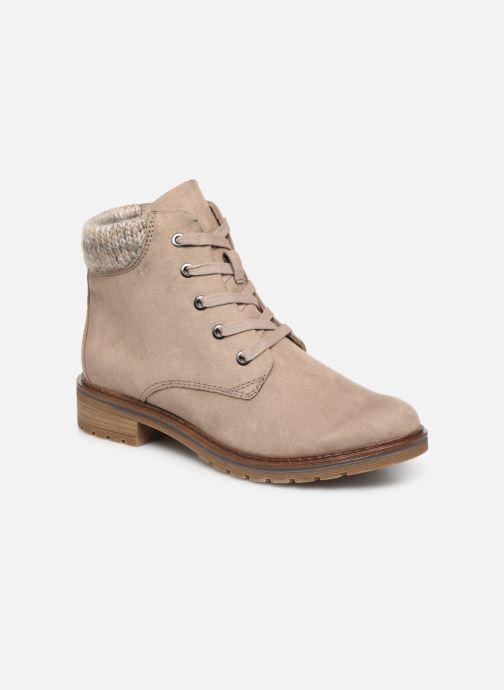 Bottines et boots Marco Tozzi 2-2-25202-23 378 Beige vue détail/paire
