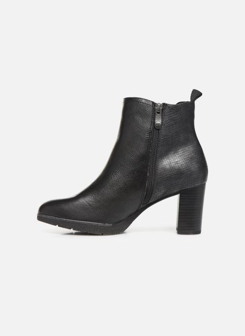 Boots en enkellaarsjes Marco Tozzi 2-2-25341-23 Zwart voorkant
