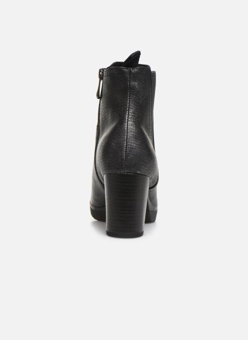 Boots en enkellaarsjes Marco Tozzi 2-2-25341-23 Zwart rechts