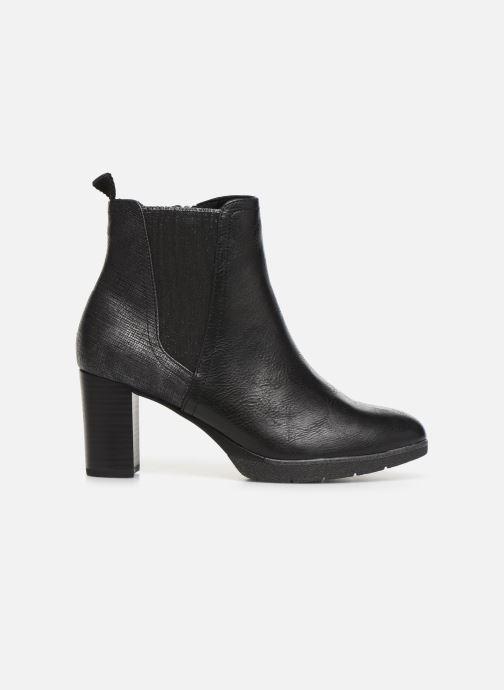 Boots en enkellaarsjes Marco Tozzi 2-2-25341-23 Zwart achterkant