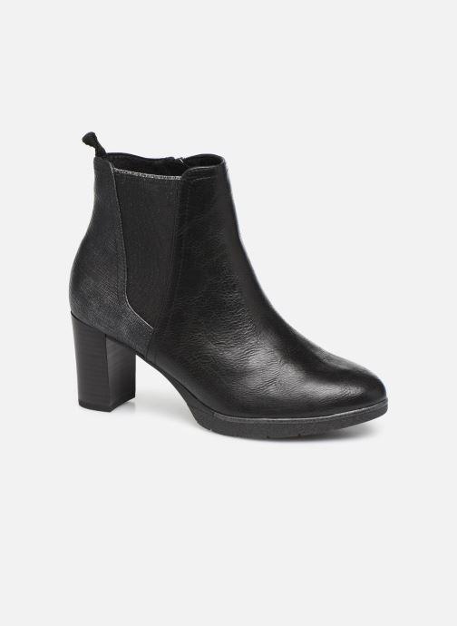 Boots en enkellaarsjes Marco Tozzi 2-2-25341-23 Zwart detail