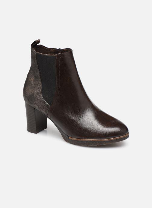 Bottines et boots Marco Tozzi 2-2-25341-23 Marron vue détail/paire