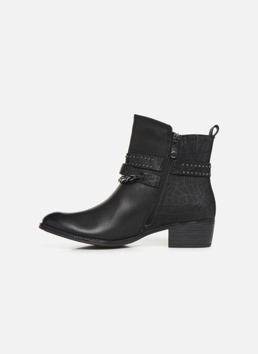 Bottines et boots Marco Tozzi 2-2-25306-33 Noir vue face