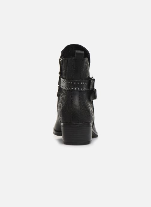 Ankle boots Marco Tozzi 2-2-25306-33 Black view from the right