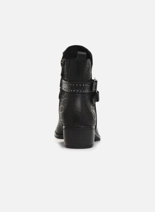Bottines et boots Marco Tozzi 2-2-25306-33 Noir vue droite