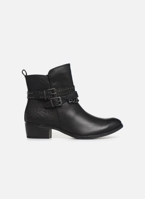 Ankle boots Marco Tozzi 2-2-25306-33 Black back view