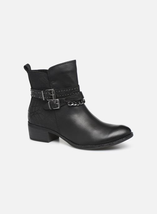 Ankle boots Marco Tozzi 2-2-25306-33 Black detailed view/ Pair view