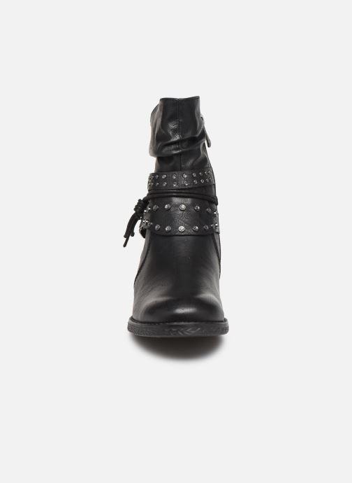 Bottines et boots Marco Tozzi 2-2-25413-33 002 Noir vue portées chaussures