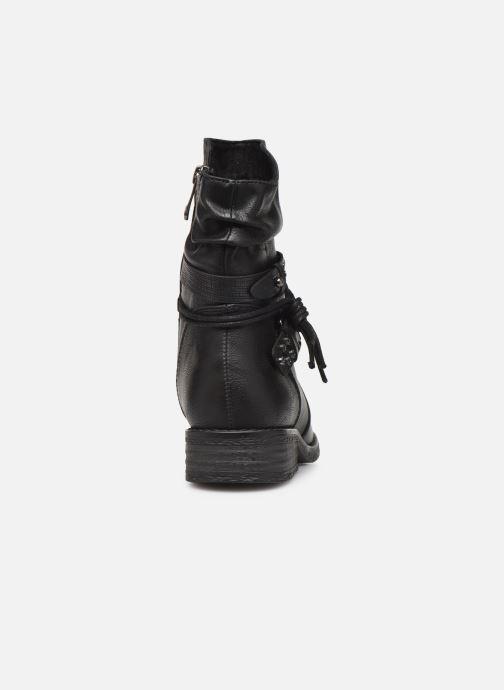 Bottines et boots Marco Tozzi 2-2-25413-33 002 Noir vue droite