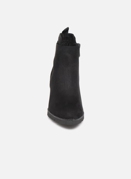 Ankle boots Marco Tozzi 2-2-25485-23 001 Black model view