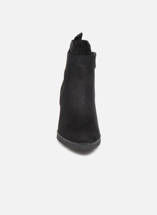 Stiefeletten & Boots Marco Tozzi 2-2-25485-23 001 schwarz schuhe getragen