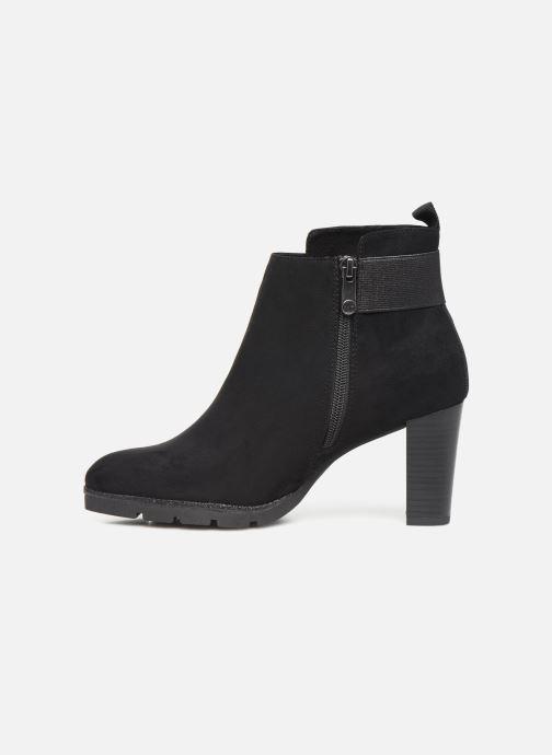 Stiefeletten & Boots Marco Tozzi 2-2-25485-23 001 schwarz ansicht von vorne