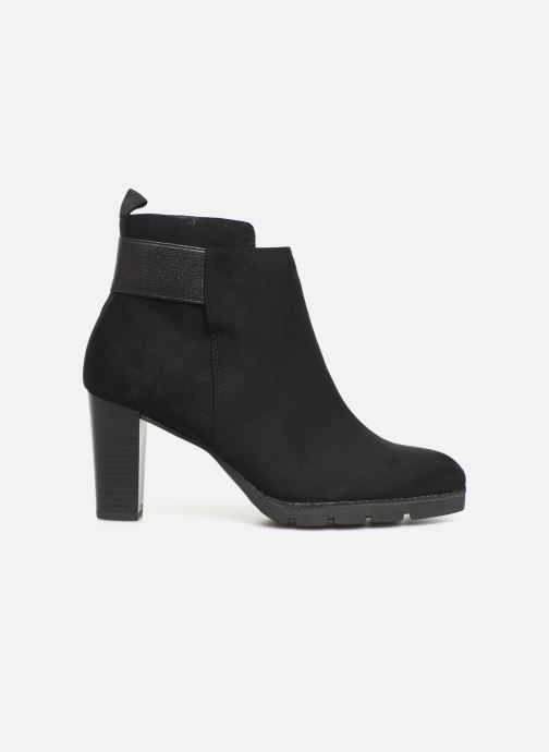Ankle boots Marco Tozzi 2-2-25485-23 001 Black back view