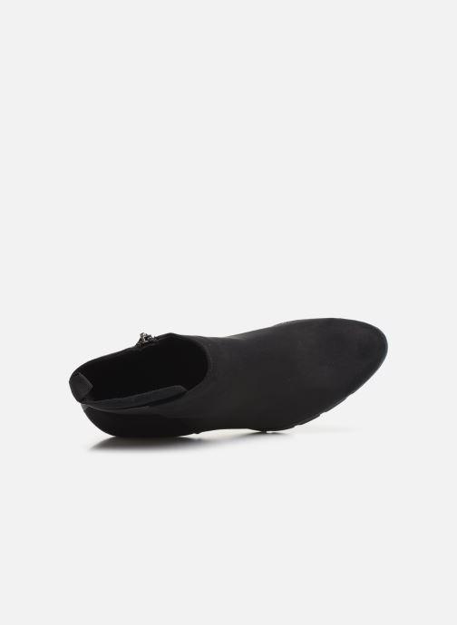 Stiefeletten & Boots Marco Tozzi 2-2-25485-23 001 schwarz ansicht von links