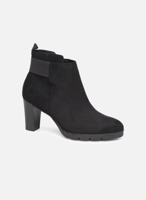 Ankle boots Marco Tozzi 2-2-25485-23 001 Black detailed view/ Pair view