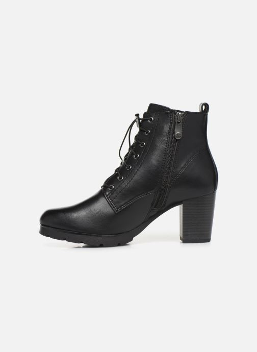 Bottines et boots Marco Tozzi 2-2-25702-23 002 Noir vue face