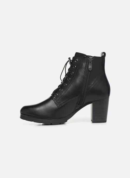 Boots en enkellaarsjes Marco Tozzi 2-2-25702-23 002 Zwart voorkant