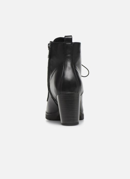 Ankle boots Marco Tozzi 2-2-25702-23 002 Black view from the right