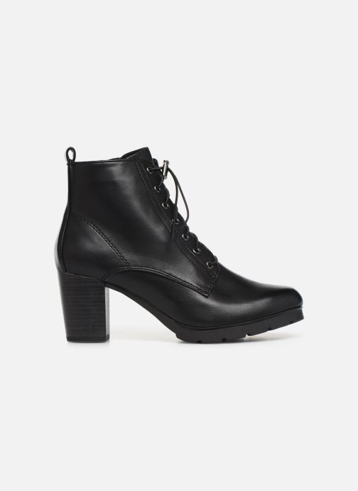 Ankle boots Marco Tozzi 2-2-25702-23 002 Black back view