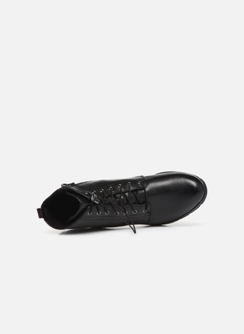 Boots en enkellaarsjes Marco Tozzi 2-2-25702-23 002 Zwart links