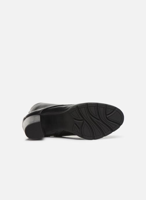 Boots en enkellaarsjes Marco Tozzi 2-2-25702-23 002 Zwart boven