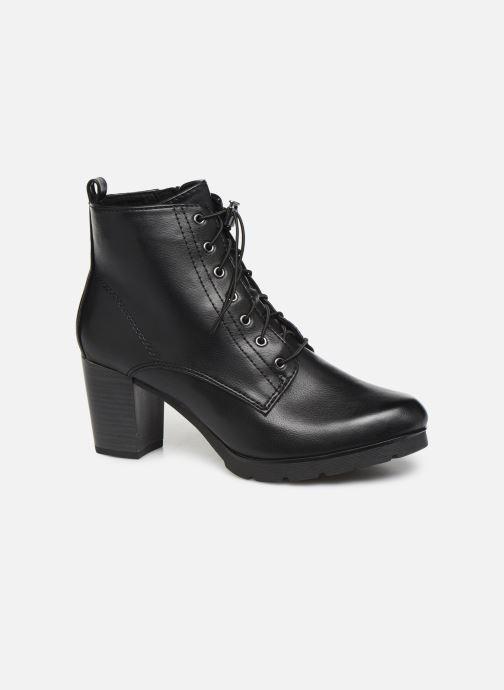 Boots en enkellaarsjes Marco Tozzi 2-2-25702-23 002 Zwart detail