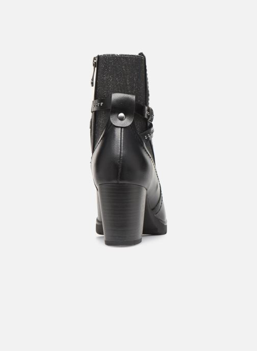 Ankle boots Marco Tozzi 2-2-25829-23 002 Black view from the right