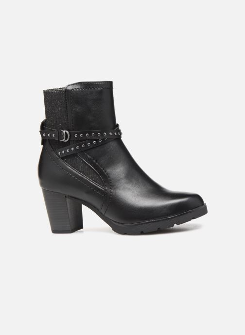 Ankle boots Marco Tozzi 2-2-25829-23 002 Black back view