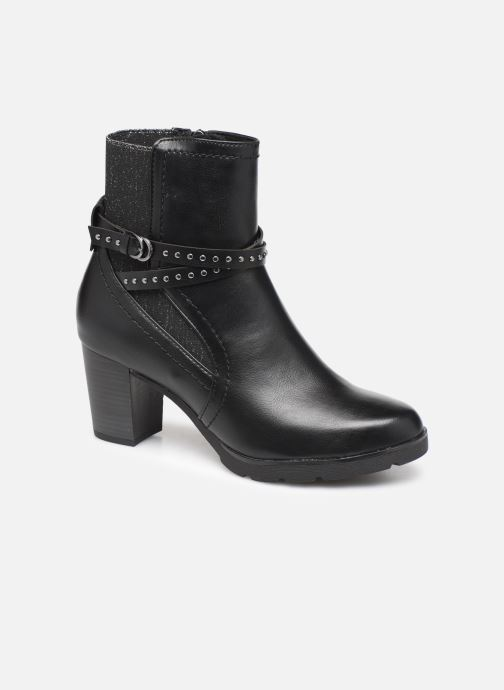 Ankle boots Marco Tozzi 2-2-25829-23 002 Black detailed view/ Pair view