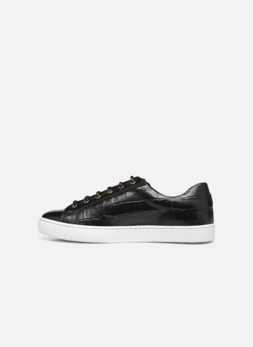 Sneaker COSMOPARIS VIVEA/CROC schwarz ansicht von vorne