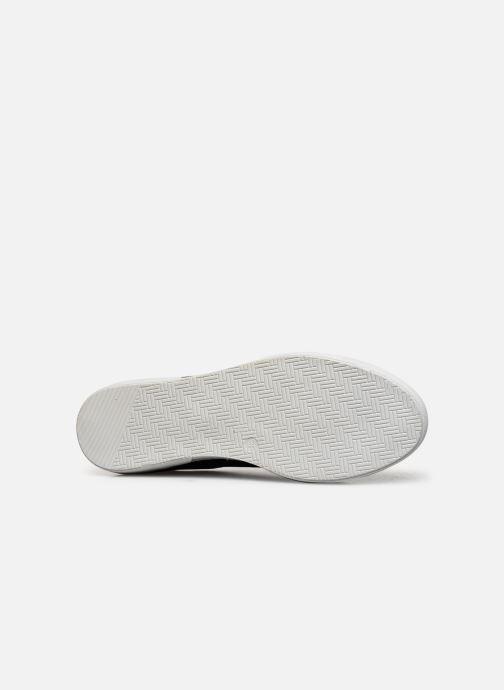 Sneaker COSMOPARIS VIVEA/CROC schwarz ansicht von oben