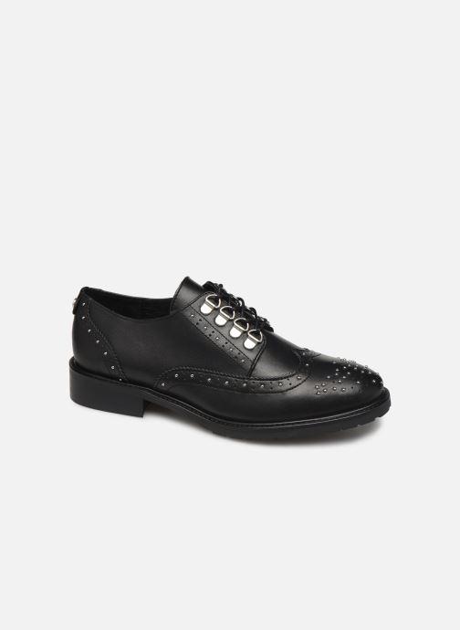 Zapatos con cordones COSMOPARIS VIVINETTE Negro vista de detalle / par