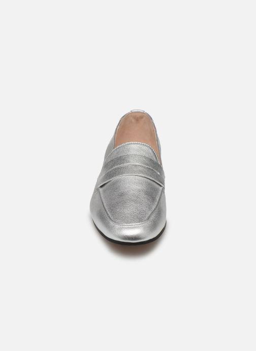 Mocassins COSMOPARIS VIVECA/MET Argent vue portées chaussures