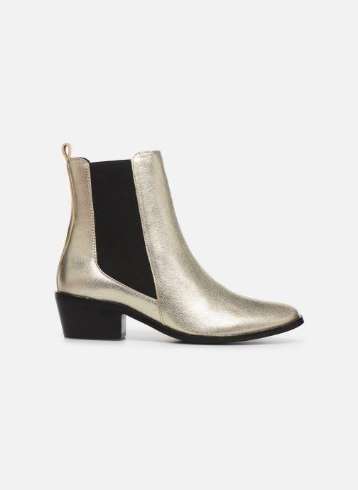 Bottines et boots COSMOPARIS FINATO/MET Or et bronze vue derrière