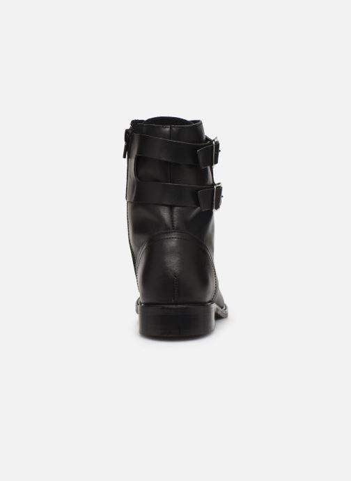 Bottines et boots COSMOPARIS VIFEUR/FUR Noir vue droite