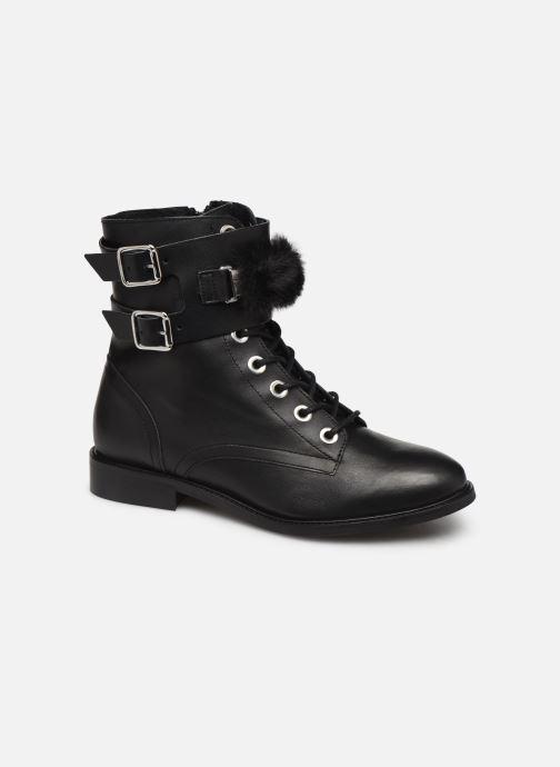 Bottines et boots COSMOPARIS VIFEUR/FUR Noir vue détail/paire
