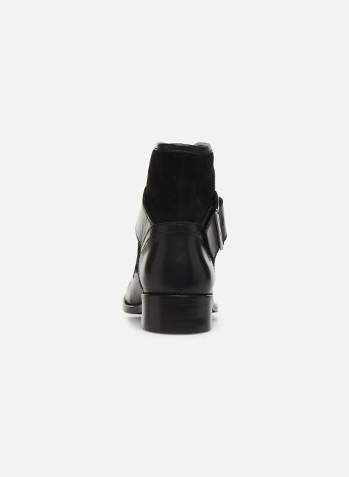 Bottines et boots COSMOPARIS FIGO Noir vue droite