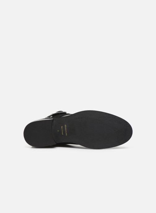 Bottines et boots COSMOPARIS FIGO Noir vue haut