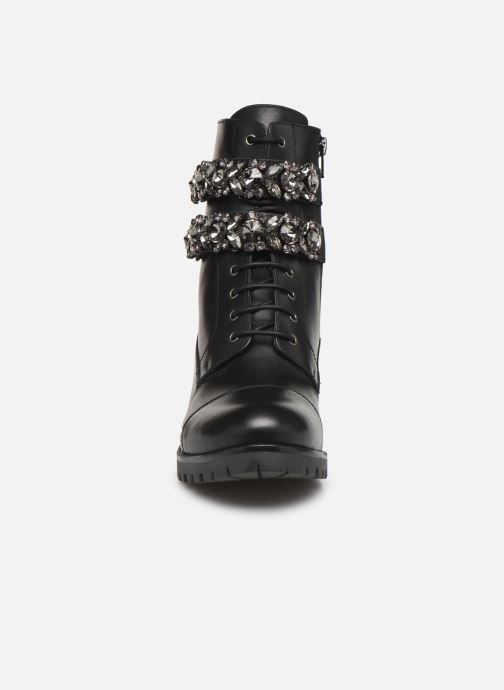 Stiefeletten & Boots COSMOPARIS KENADI schwarz schuhe getragen
