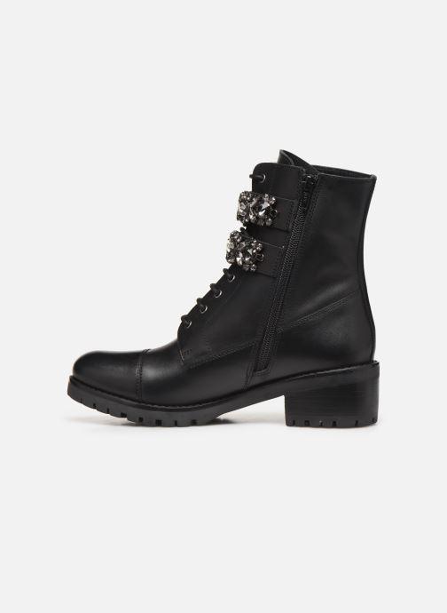 Bottines et boots COSMOPARIS KENADI Noir vue face