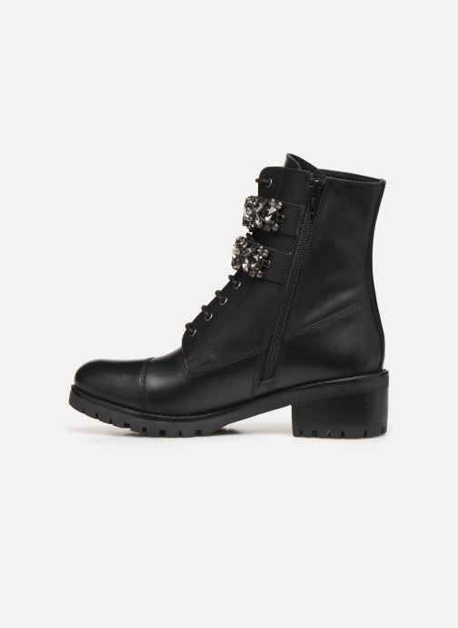 Bottines et boots COSMOPARIS KENADI Noir vue face