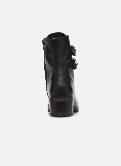 Bottines et boots COSMOPARIS KENADI Noir vue droite