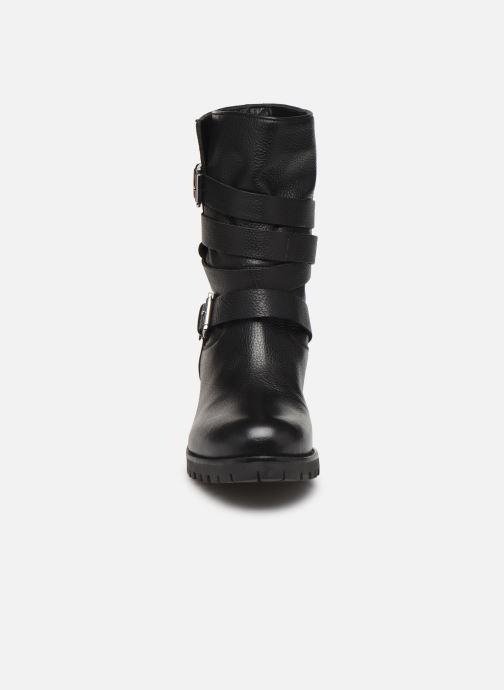 Bottines et boots COSMOPARIS KIBO/GR Noir vue portées chaussures