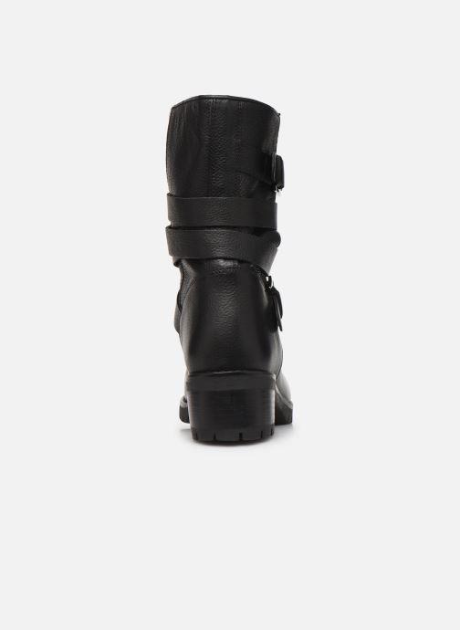 Bottines et boots COSMOPARIS KIBO/GR Noir vue droite