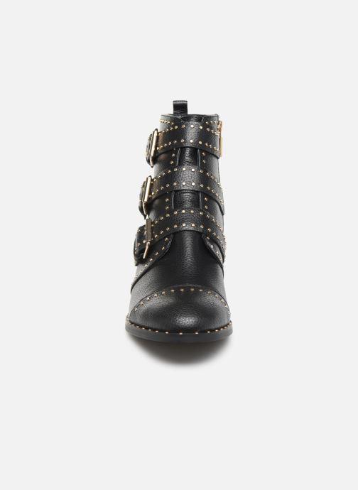 Bottines et boots COSMOPARIS GALATEA/GR Noir vue portées chaussures
