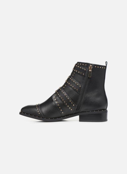 Boots en enkellaarsjes COSMOPARIS GALATEA/GR Zwart voorkant
