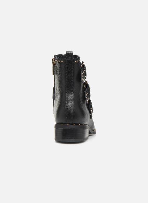 Boots en enkellaarsjes COSMOPARIS GALATEA/GR Zwart rechts
