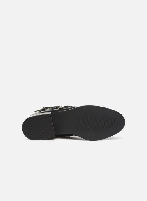Bottines et boots COSMOPARIS GALATEA/GR Noir vue haut