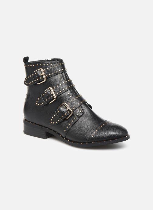 Boots en enkellaarsjes COSMOPARIS GALATEA/GR Zwart detail